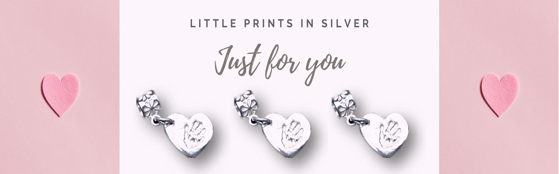 silver imprint charms picture
